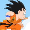 Jugar Dragon Ball – Goku y su nube voladora