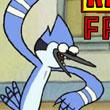 Pista de Comida con Mordecai