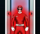Motocross Power Ranger