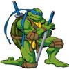 Tortugas Ninja Surf Subterráneo