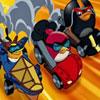Angry Birds Atropella Cerdos