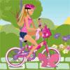 Barbie Carrera En Bicicleta