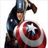 Capitán América Colores Justicieros