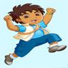 Saltando En La Cascada Con Diego