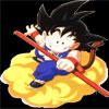 La Nube Voladora De Goku