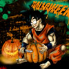 Gokú Y La Fiesta De Hallowen