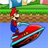 Super Mario Jet Ski