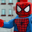 El Hombre Araña Lego
