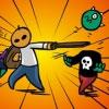 Revancha Zombie en un mundo Mágico
