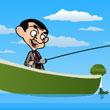 Mr Bean Y El Día De Pesca