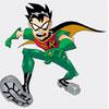 Robin Joven Titan