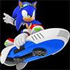 Sonic Skate Total