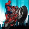 La Motocicleta De Spiderman