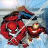 Spiderman Vs Iron Man
